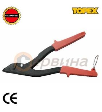 Нитачка за гипсокартон Topex 43E790 - 255мм