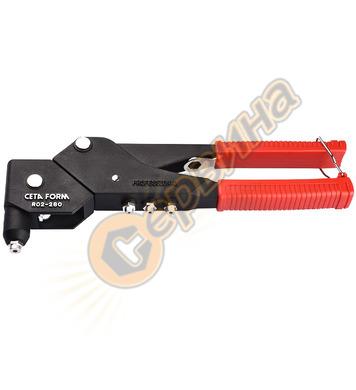 Нитачка с въртяща глава Ceta Form R02-280 - 280мм