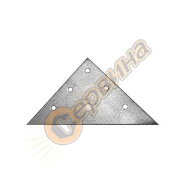 Планка-триъгълник 80*80   50/1