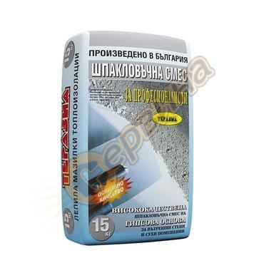 Гипсова шпакловъчна смес Теразид  3кг TR101