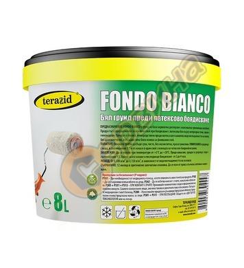 Теразид G-44 грунд за латекс 5кг - 5л TR054