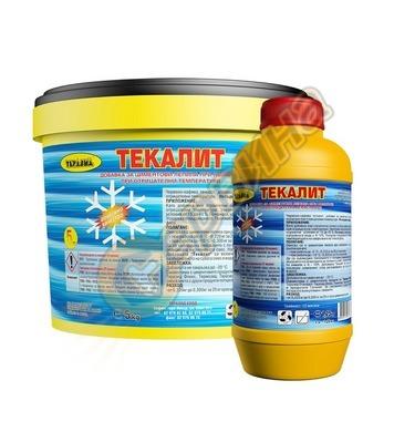Текалит противозамръзваща добавка Теразид 1.25кг - 1л - циме