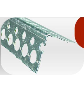 LP 0.5/2500 мм Теразид алуминиев ъгъл без мрежа TR012