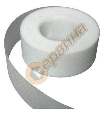 Стъклофибърна/гласфазерна лента за фуги на гипскартон Decore
