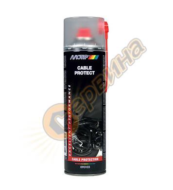 Спрей против гризачи Motip Cable Protect DE055103 - 500мл