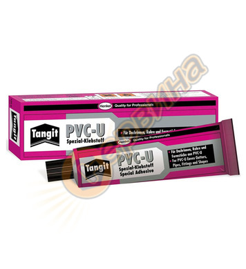 Tangit PVC-U 125гр. специално лепило за твърдо PVC DE10501