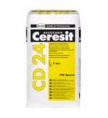 Фин разтвор за поправка на бетон Ceresit CD 24 - 25кг DE2090