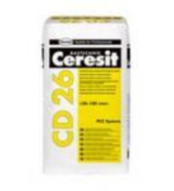 Разтвор за поправка на бетон Ceresit CD 26 - 25кг DE20904