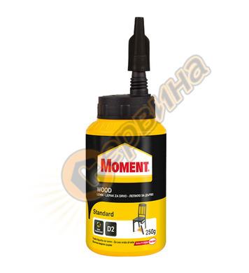 Лепило за дърво Moment Wood Standart DE11011 - 0.250кг