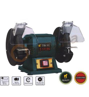 Шмиргел TROY T17125 - 180w