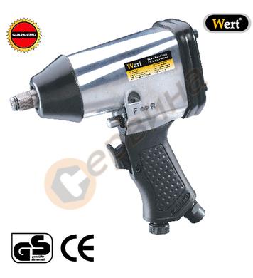 Пневматичен ударен гайковерт Wert W1850 - 1/2-320Nm