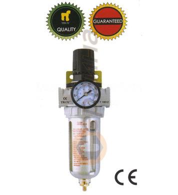 Пневматичен регулатор и филтър  ТROY T18614 - 1/4-10-120psi