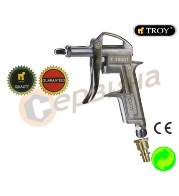 Пневматичен пистолет за въздух с къс накрайник Тroy T18601