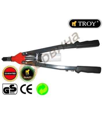 Професионална лостова нитачка  Troy T21171