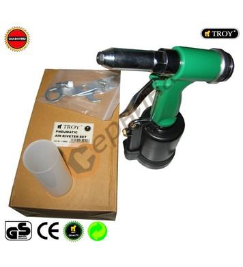 Професионална пневматична нитачка Troy T18600