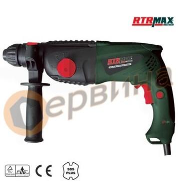 Перфоратор 850W/26мм. RTRMaX RTM210