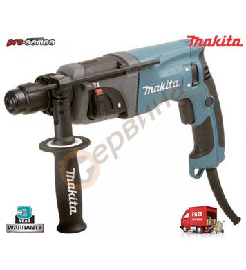 Електронен перфоратор Makita HR2460 - 780W 2.4J