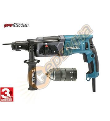Електронен перфоратор Makita HR2470T - 780W 2.4J