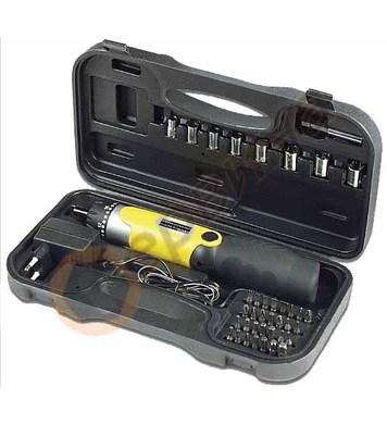 Комплект с акумулаторна отвертка Mannesmann M17450
