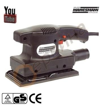 Вибрационна шлифовъчна машина Mannesmann M12330