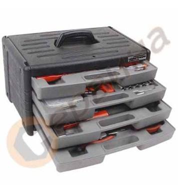 Универсален куфар с инструменти Mannesmann М29068 - 55части