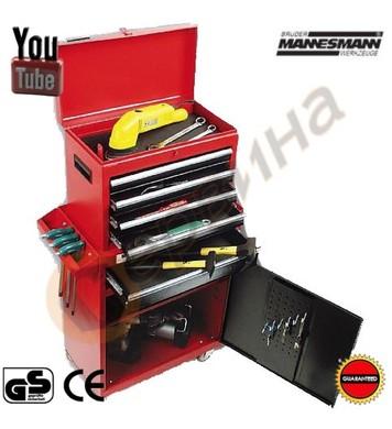 Количка за инструменти Mannesmann M28260