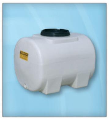 Хоризонтален контейнер 1500л 1365-1200