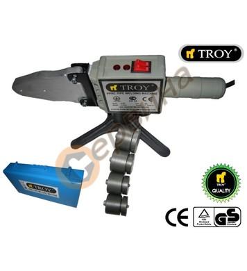 Поялник за полипропиленови тръби TROY ф20-40 1500W T19910