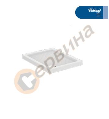 Поддушово керамично корито Vidima SevaFresh W836601 - 90х70x