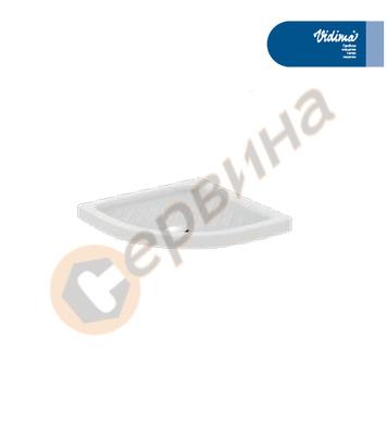 Поддушово керамично корито ъглово Vidima SevaFresh W836401 -