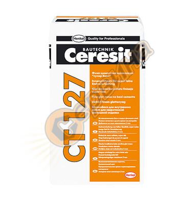 Циментова шпакловка за стени и тавани на закрито Ceresit СТ