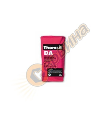 Thomsit DA 1-10мм 25кг - саморазливна подова замазка DE25005