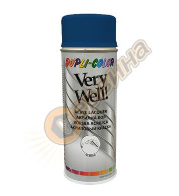 Спрей Very Well RAL5002 морско синъо 400мл. DE30243-1