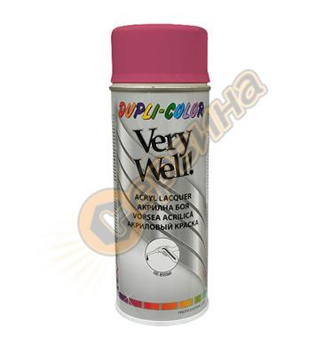 Спрей Very Well RAL4003 ерика виолетово 400мл. DE30243