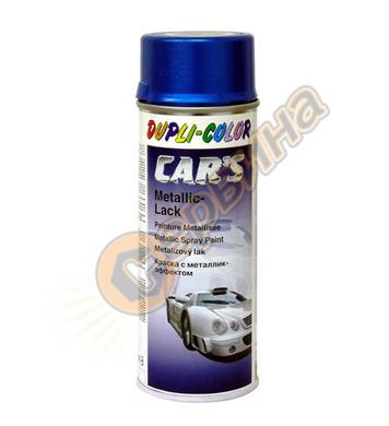 Металик спрей- черен CAR'S 400мл. DE30101