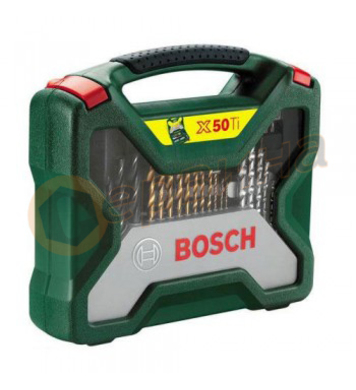 Комплект инструменти Bоsch X-line Titanium 2607019327 - 50ча