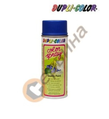 Спрей Color Spray черен мат 400мл. DE30534