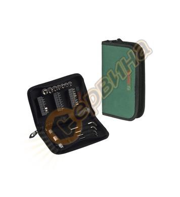 Комплект инструменти Bosch 2607019506 - 38части