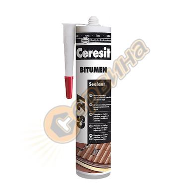 Ceresit CS 27 Bitumen Sealant 300мл.- черен битумен уплътнит