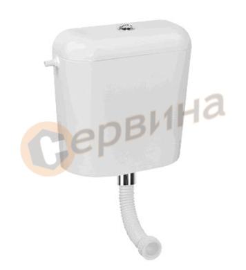 Стенно тоалетно казанче NPlast NI1001