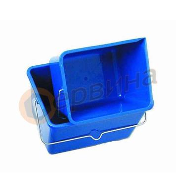 Пластмасова строителна кофа Shulte-Fabroler 820208 - 8 литра