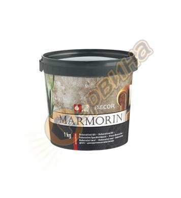 Marmorin JUB 1кг.- декоративна паста за покритие на стени с
