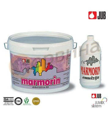 Marmorin JUB 30кг.- декоративна паста за покритие на стени с