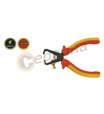 VDE Клещи за оголване на кабели TROY - T21836