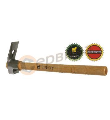 Тесла с дървена дръжка Troy - T27200 470гр 400мм