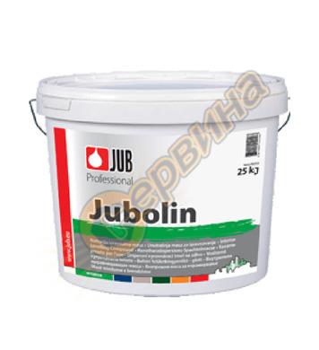 Jubolin JUB 25кг.- бяла готова нивелираща маса за финно шпак
