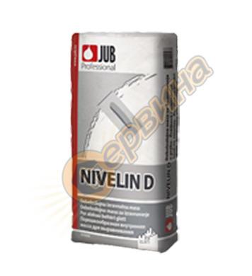 Суха маса за плътен изравнителен слой JUB Nivelin D J071 - 2