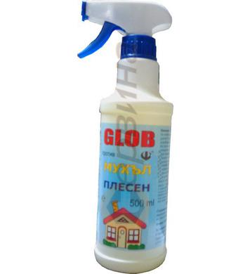 Glob 0.5л.- препарат против мухъл и плесен