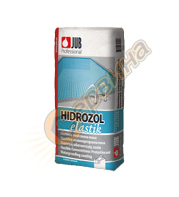 Еластична хидроизолационна смес JUB Hidrozol Elastik J084 -