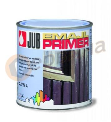 Emajl primer JUB 650мл.- акрилен грунд за дърво на водна осн
